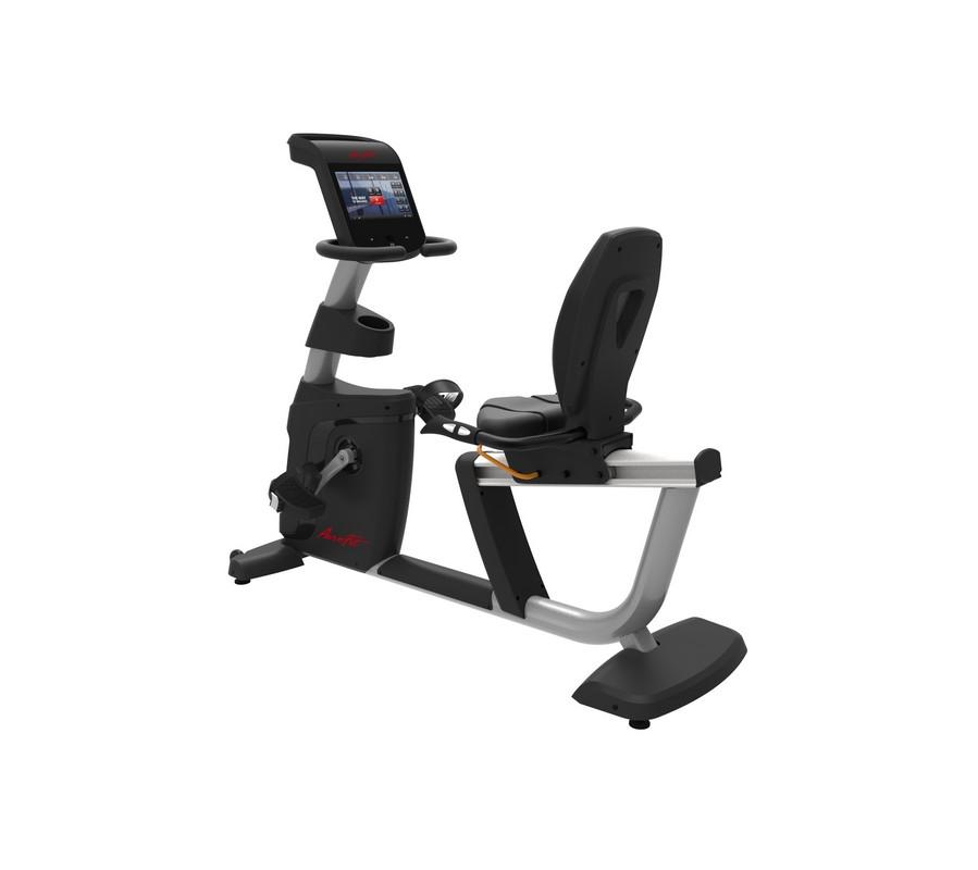 Купить Горизонтальный велотренажер Aerofit X4-R LCD,
