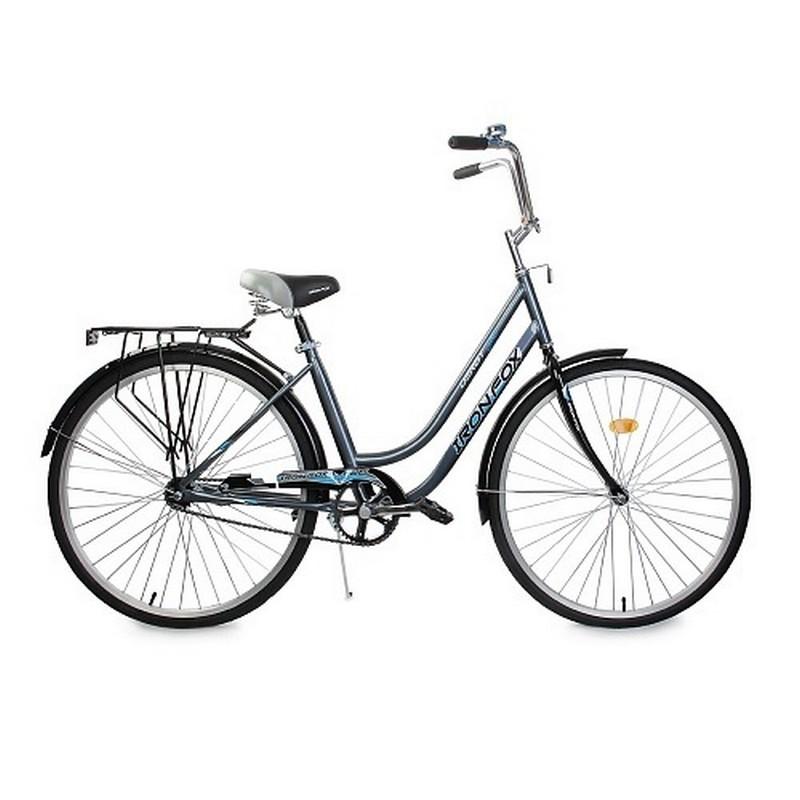 Велосипед Iron Fox Derby 26 2017 серый