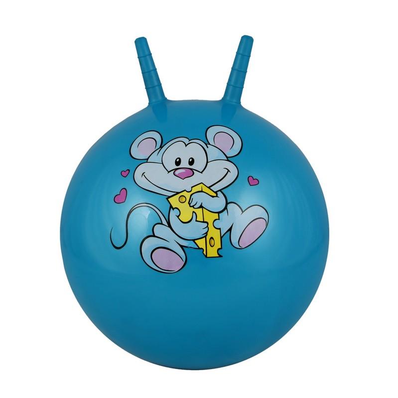 Мяч гимнастический 65 см Body Form BF-CHB02 бирюзовый