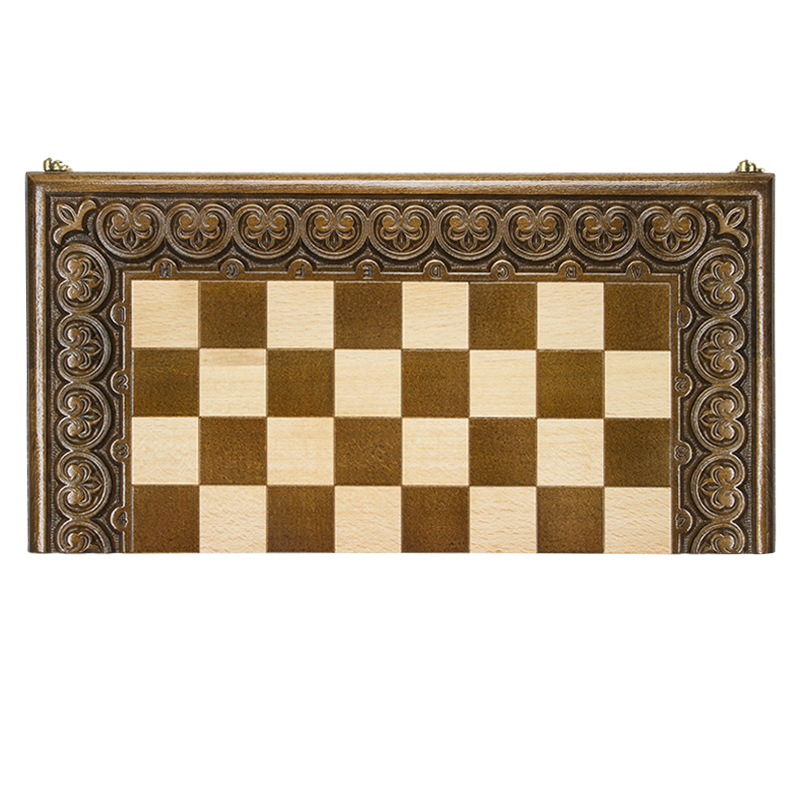 Шахматы резные Королевские 50 Haleyan kh138-5