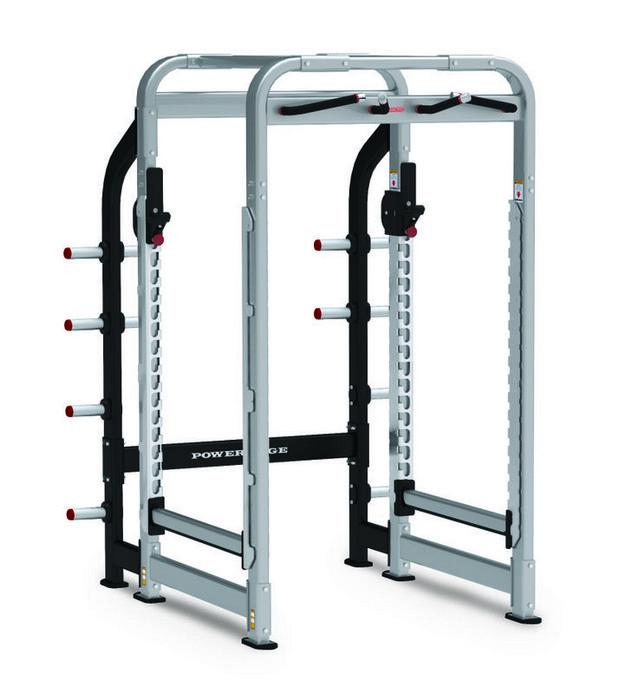 Купить Стойка многофункциональная для упражнений со штангой Nautilus CHF/9NP-R8005-13AAS,
