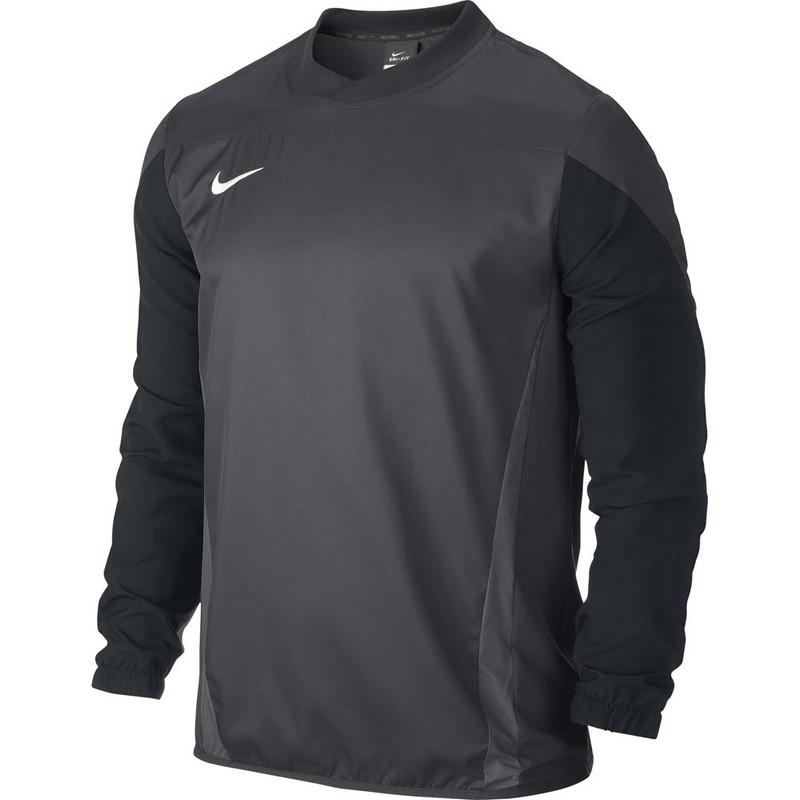 Куртка ветрозащитная Nike Squad14 Shell Top Ls 588405-060 Jr куртка nike squad14 sideline knit jacket ss14