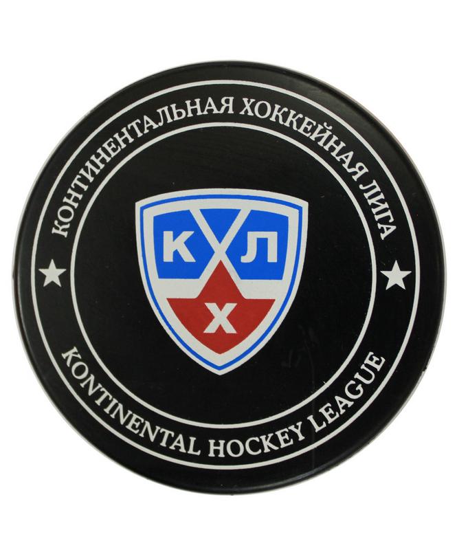 Шайба хоккейная КХЛ (Rubena), в блистере от Дом Спорта