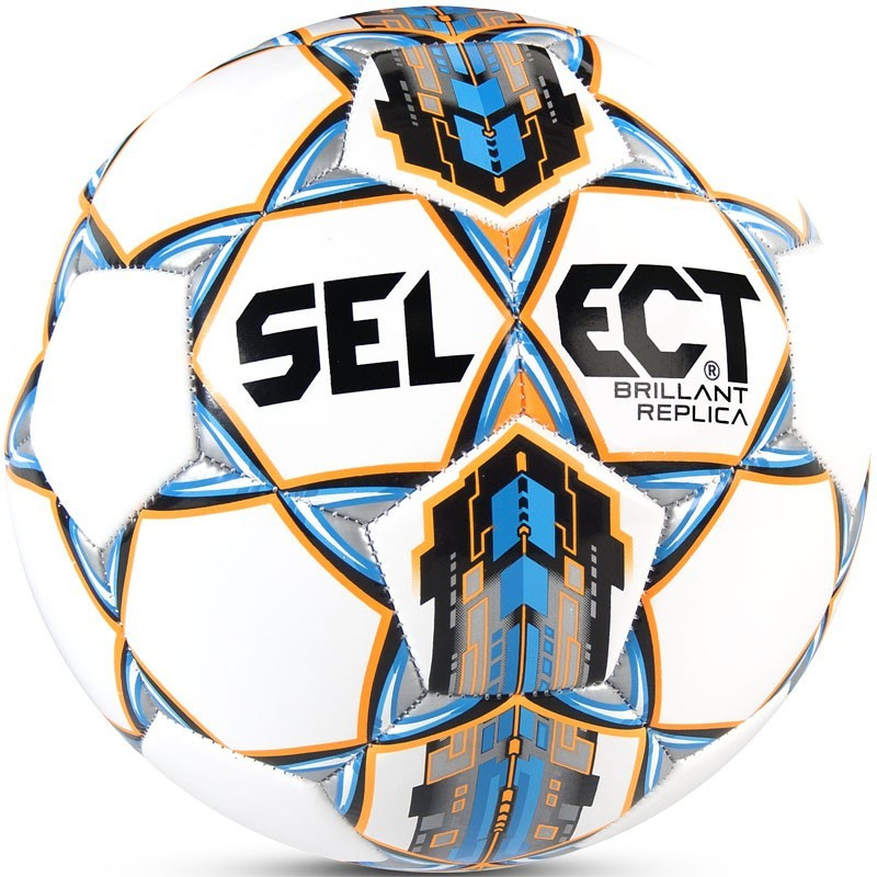 Мяч футбольный р5 Select Brillant Replica 811608-002 мяч футзальный select futsal talento 11 852616 049 р 3
