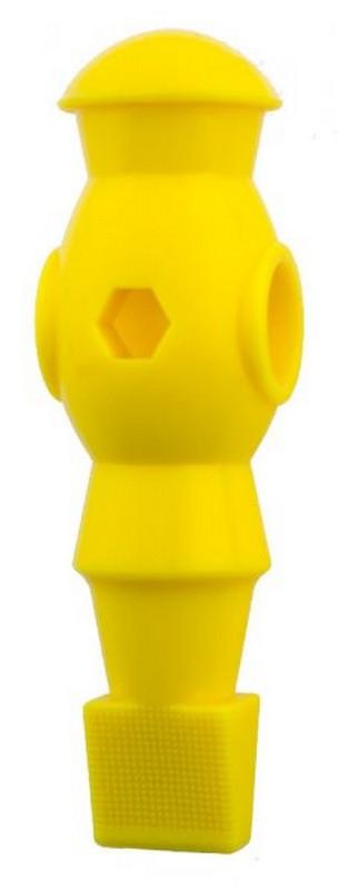 Купить Футболист Weekend AA-01 (желтый) 50.105.05.7, Weekend Billiard Company, Аксессуары для настольного футбола
