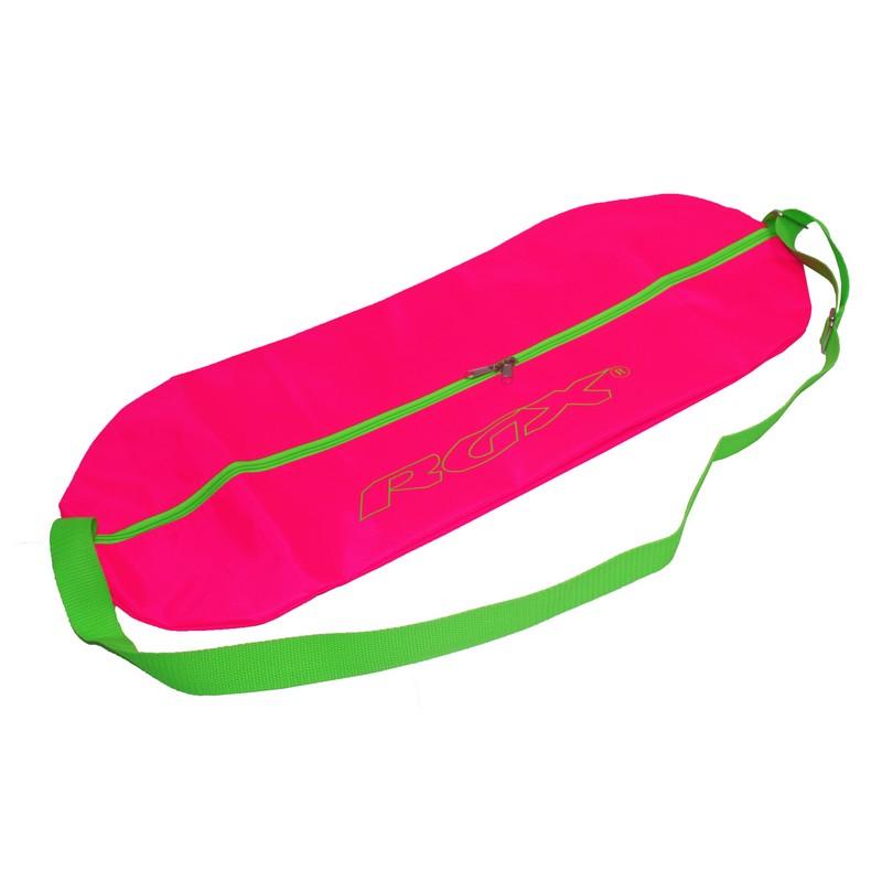 Сумка для пенниборда RGX BP-1 розовый сумка для мини круизера larsen 63x26cm orange
