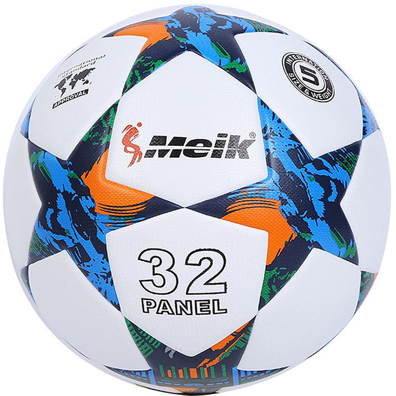 Купить Мяч футбольный Meik 098 R18028-3 р.5,