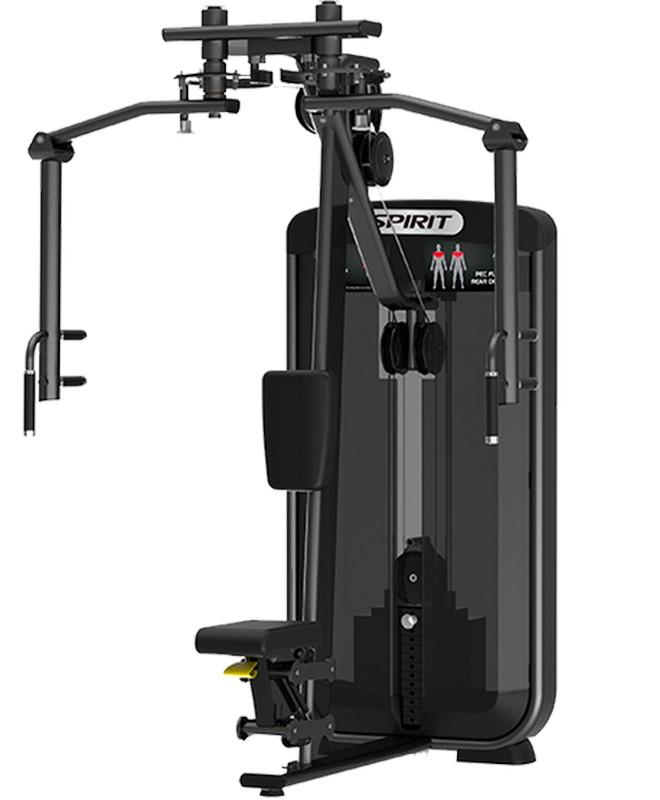 Баттерфляй\задние дельты Spirit Fitness SP-3519 (макс.вес)