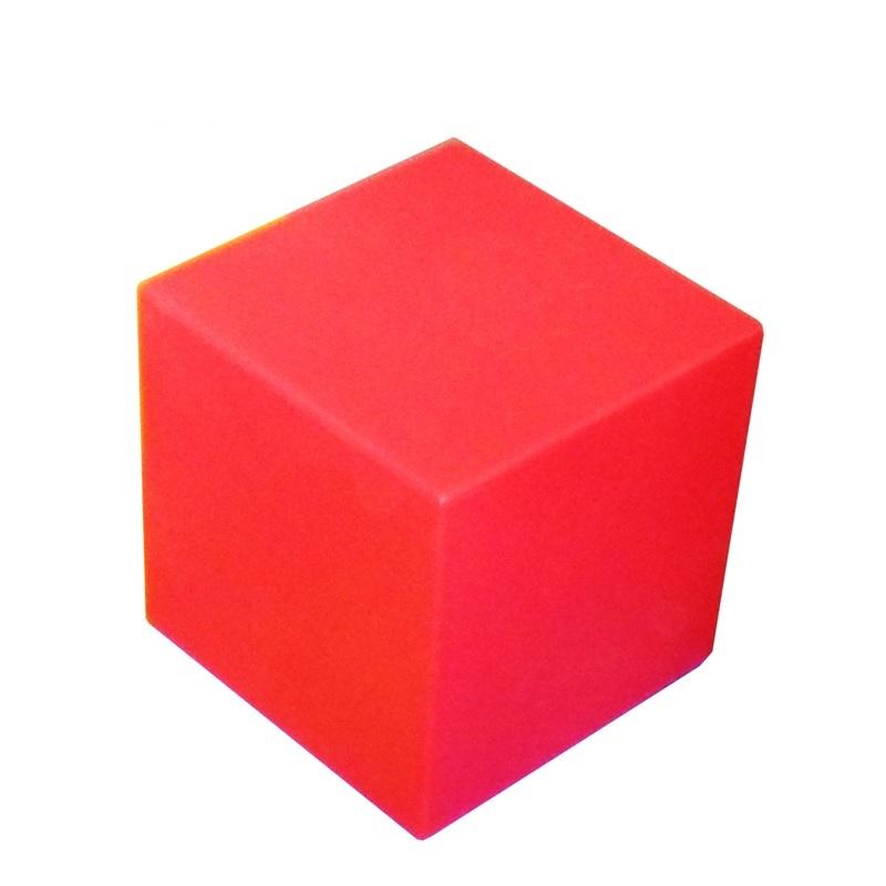 Купить Куб цветной 40х40х40 мм Dinamika ZSO-002166,