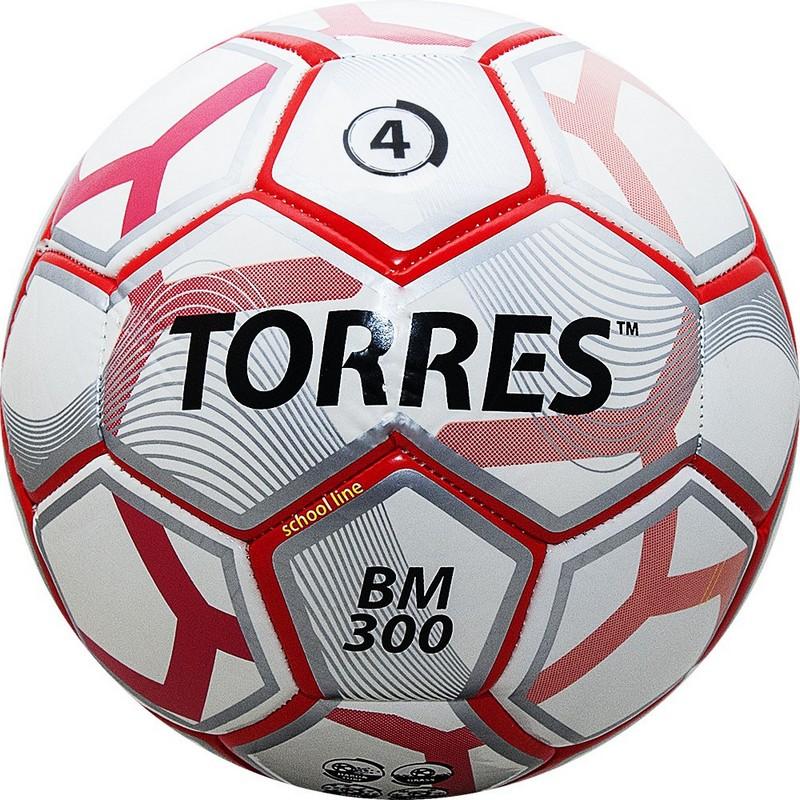 Мяч футбольный Torres BM 300 р.4 цена