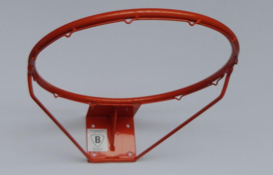 Кольцо баскетбольное №7 усиленное Polsport