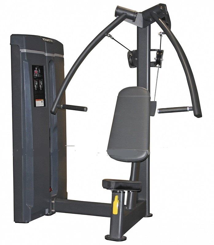 Жим от груди сидя Kraft Fitness KFWCP беговая дорожка kraft fitness pk12 l