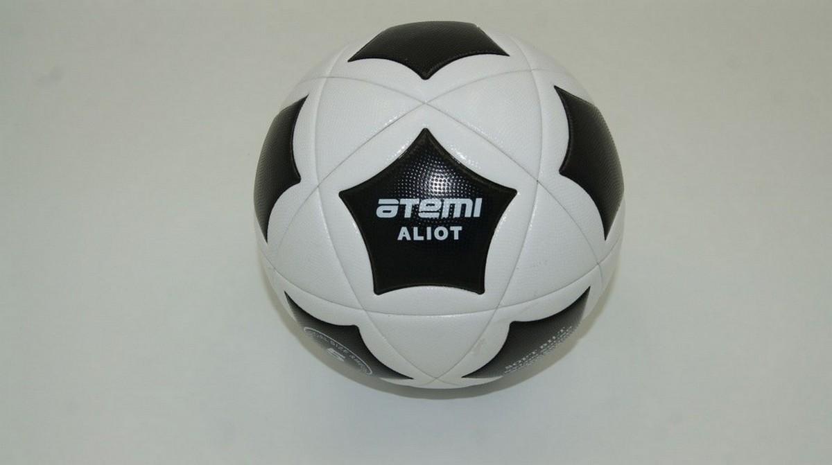 Купить Мяч футбольный Atemi Aliot р.5,