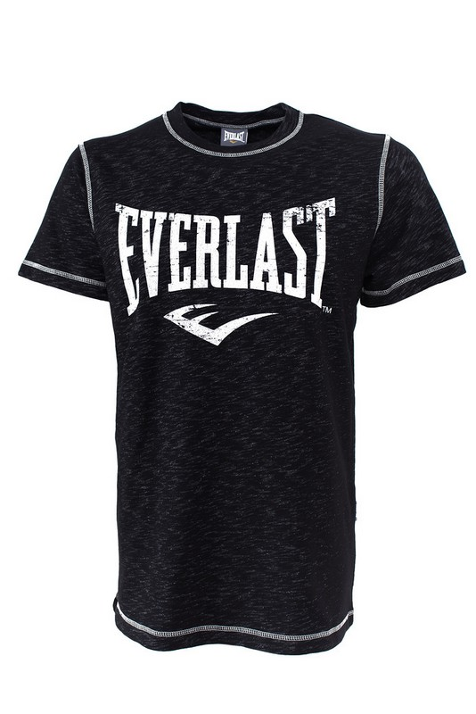 Футболка Everlast Gym черный