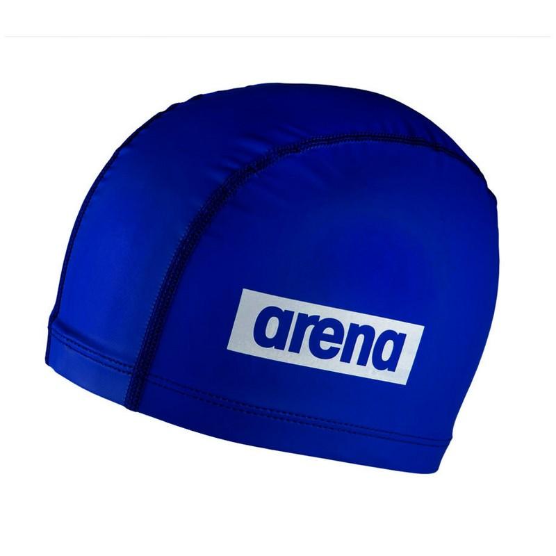 Шапочка для плавания Arena Light Sensation II 002382102 синий,  - купить со скидкой