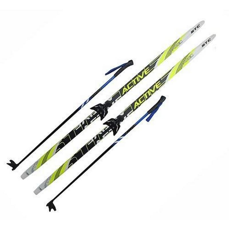 Купить Лыжный комплект STC Step Active NN75,