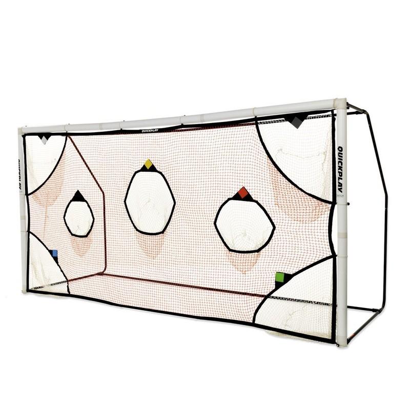 Купить Футбольная сетка c мишенями Quickplay Target Net 12x6 TN12,