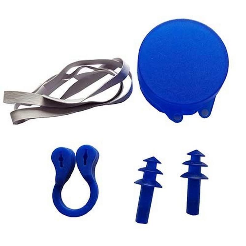 Набор (беруши, зажим для носа) HPSD031 зажим для носа комплект д плавания и беруши н024