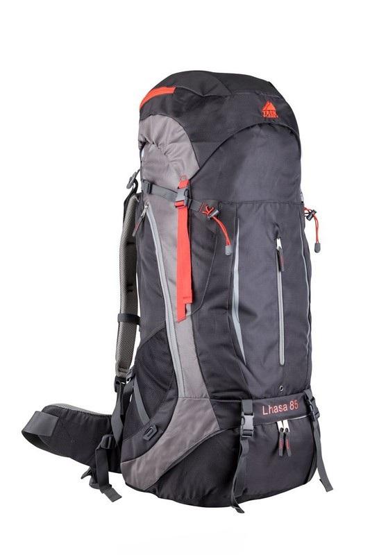 Рюкзак Trek Planet Lhasa 85 черный 70569