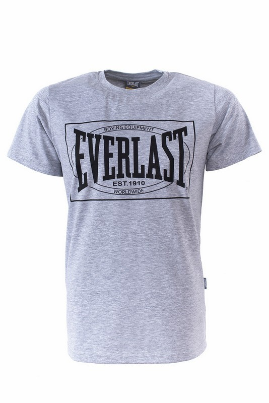 Футболка Everlast Choice of Champions серый