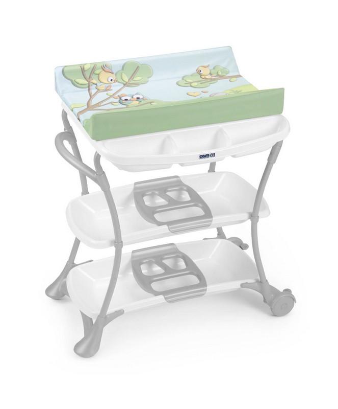 Пеленальный стол CAM Nuvola пеленальные столики cam nuvola с ванночкой