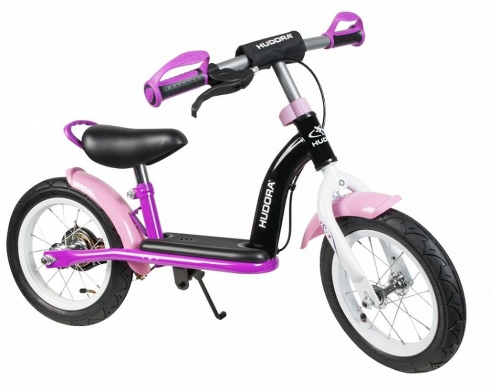 Беговел Hudora Laufrad Cruiser 12 Pink