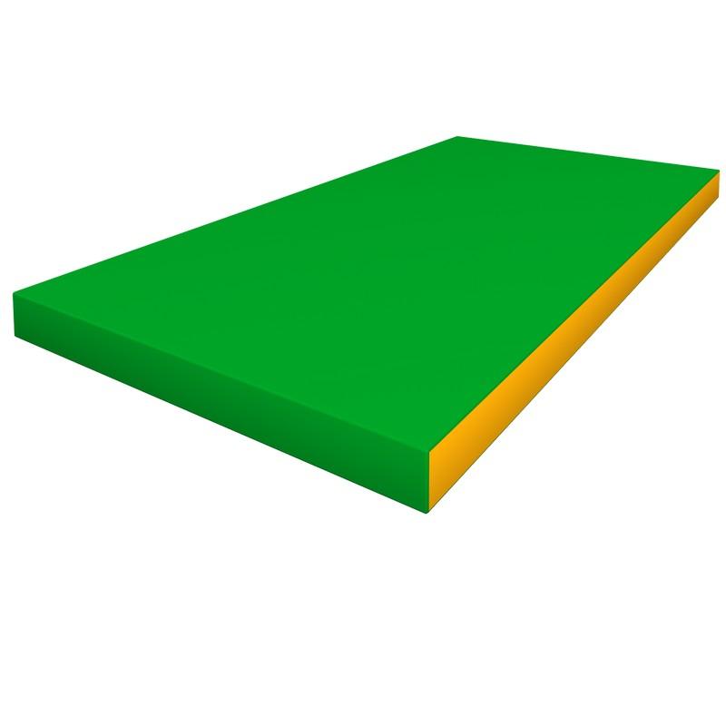 Купить Элемент мягкой формы 200x100x10 см Romana ДМФ-ЭЛК-14.02.00, Мягкие модули