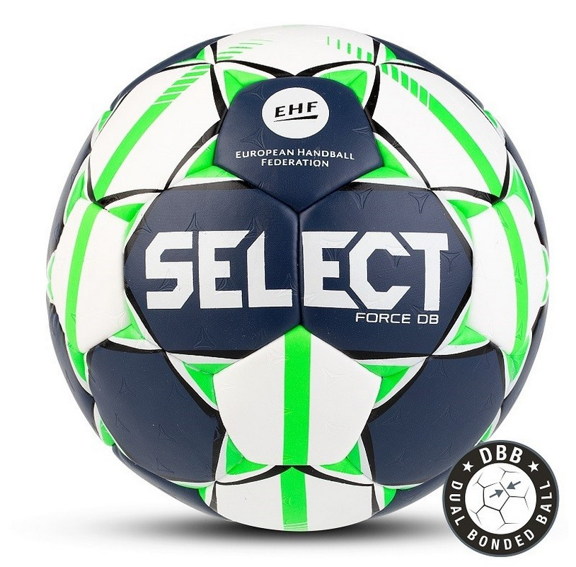 Мяч гандбольный Select Force DB 844920-002, Senior р.3