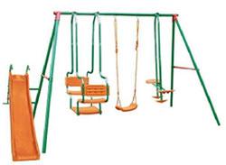 Детская игровая площадка с горкой DFC MSGL-01 от Дом Спорта