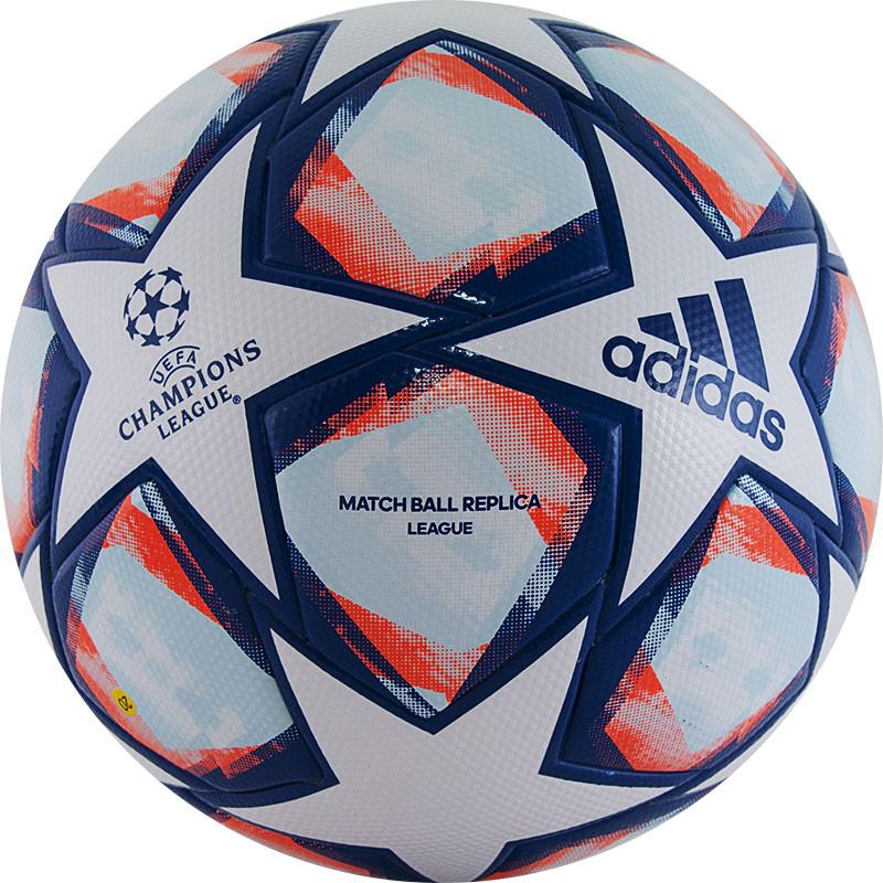 Купить Мяч футбольный Adidas Finale 20 Lge FS0256 р.5,