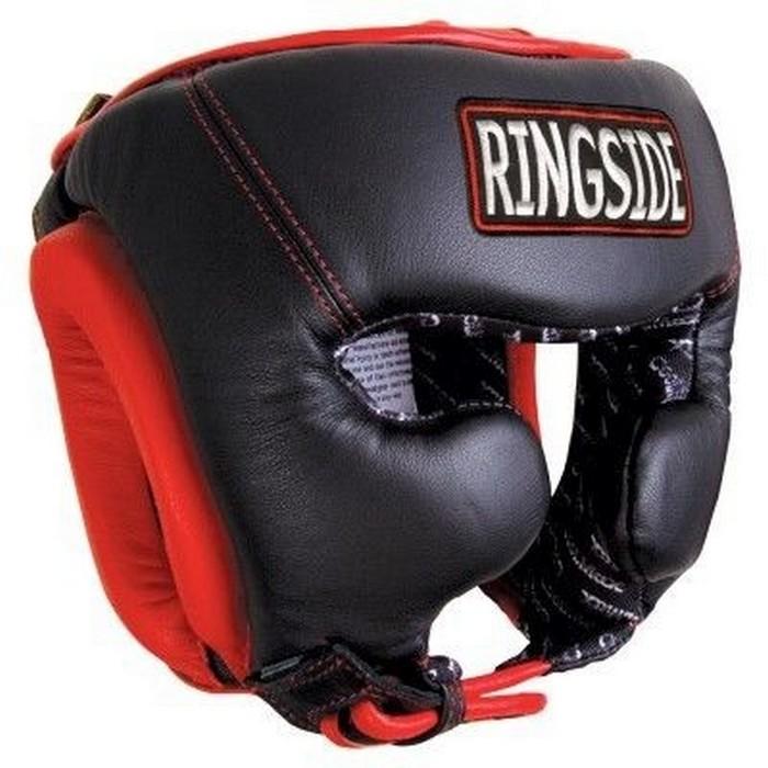 Шлем бокcерский Ringside тренировочный защита щек Traditional HGB