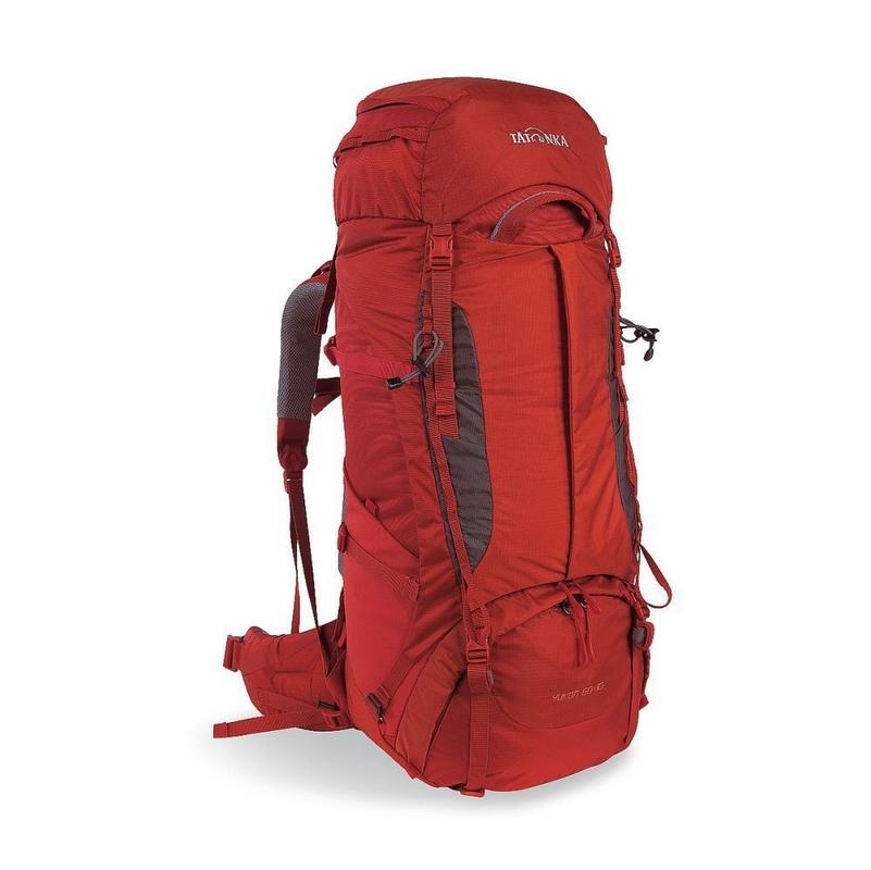 Рюкзак Tatonka Yukon 60+10л Women, красно-коричневый, 1351.254