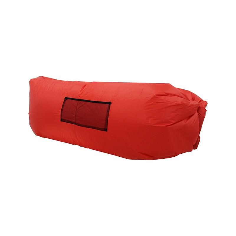 Надувной лежак Lamzac красный