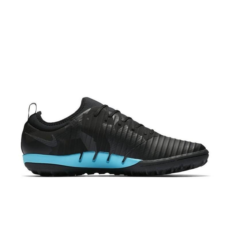 Шиповки Nike Mercurialx Finale II SE TF 897742-004 SR черн/гол