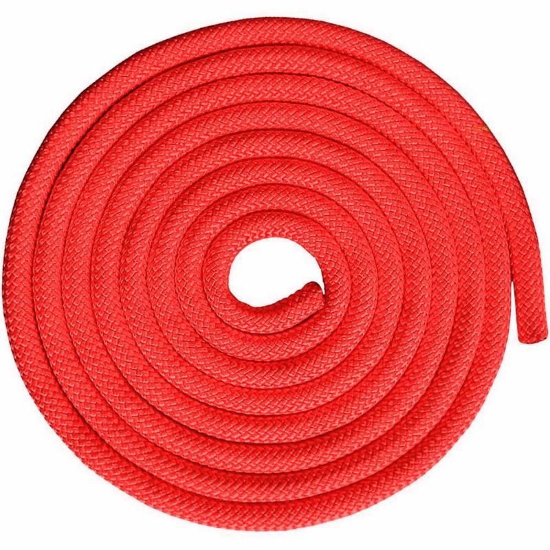 Купить Скакалка для художественной гимнастики 3 м Pro SKG10-02 красный, NoBrand