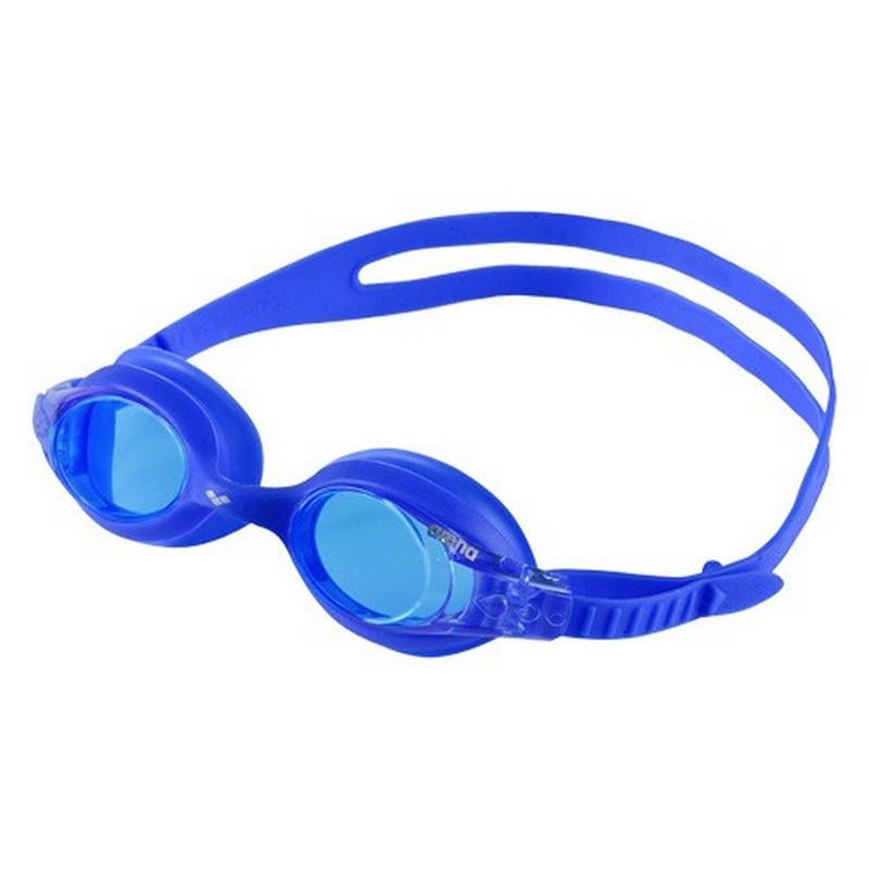 Купить Очки для плавания детские Arena X-lite Kids 9237777 синие,