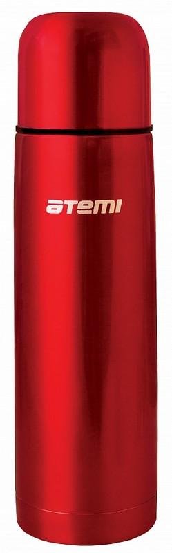 Термос, 1 л, красный Atemi HB-1000 red