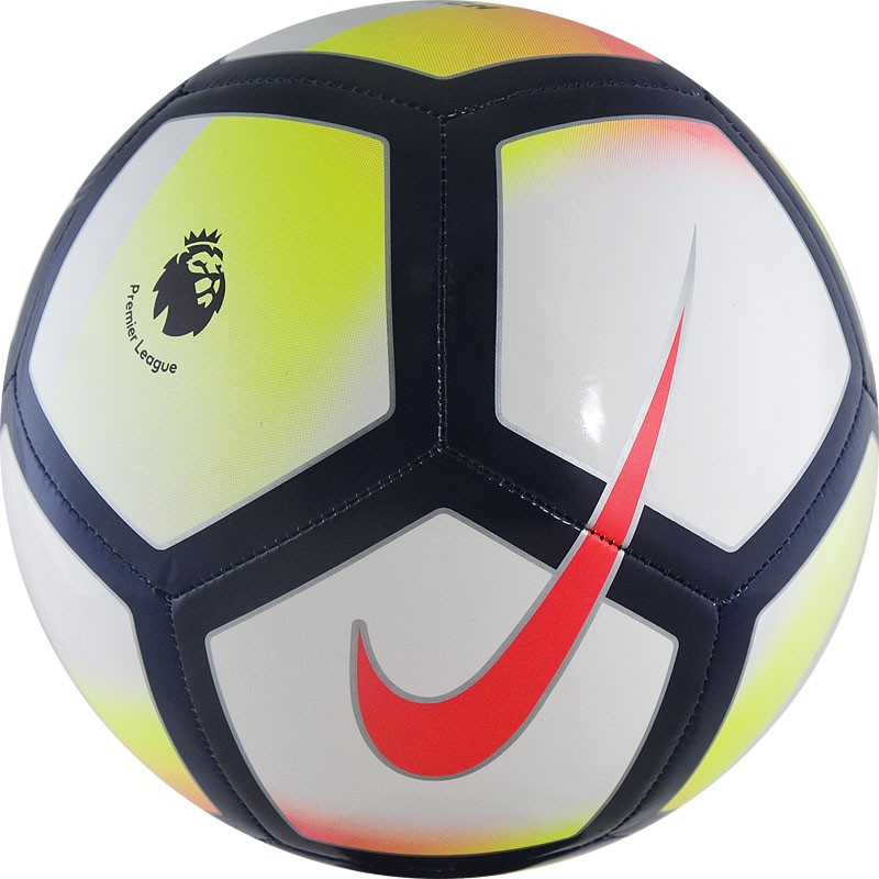 Мяч футбольный Nike Pitch PL р.5 SC3137-100 мяч футбольный nike pitch pl р 5 sc3137 620