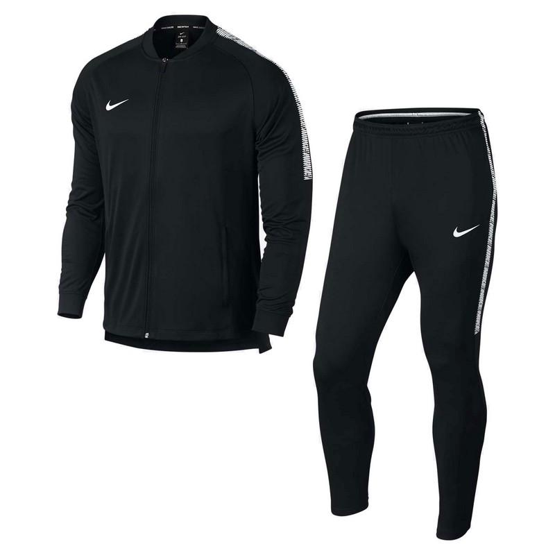 Костюм тренировочный Nike Dry Sqd Trk Suit K 859281-010 Sr