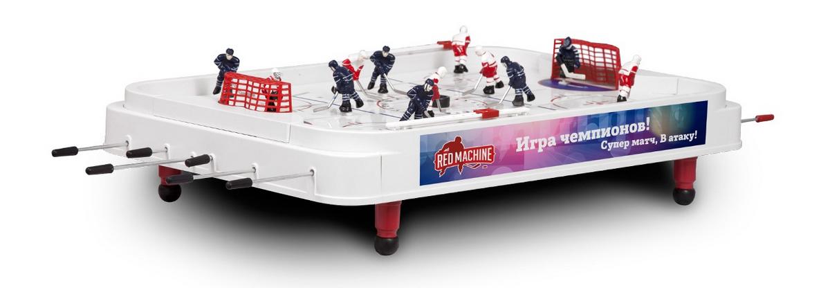 Настольный хоккей Red Machine Форвард от Дом Спорта