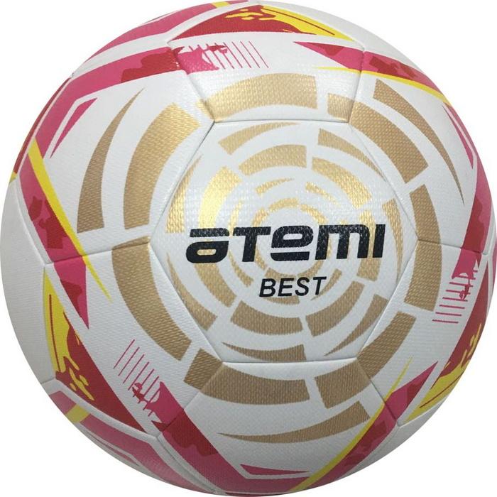Мяч футбольный Atemi Best р.5