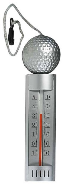 Купить Термометр для воды плавающий 19х4см,
