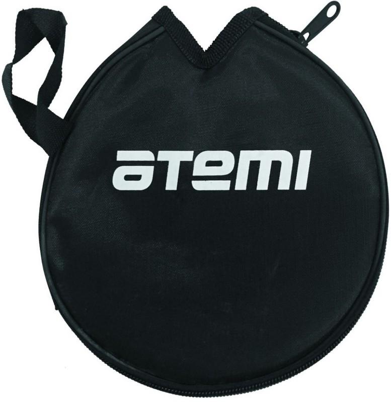 Чехол для ракетки для настольного тенниса Atemi ATC100 черный