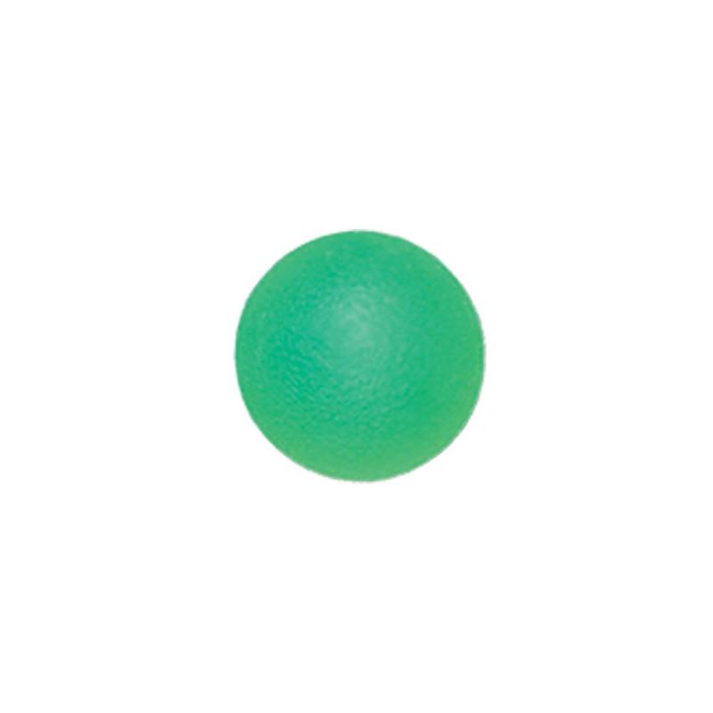 Мяч для тренировки кисти 5 cм Armed полужесткий L 0350 М зеленый