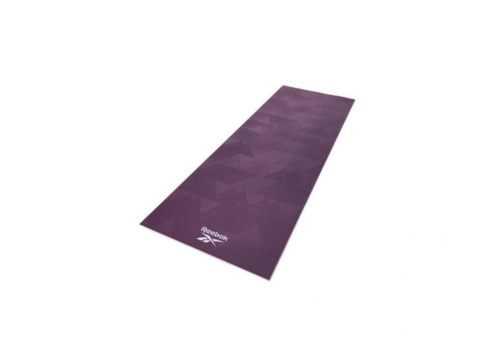 Купить Тренировочный коврик (мат) для йоги двухсторонний 173x61x0,4см Reebok RAYG-11030PL,