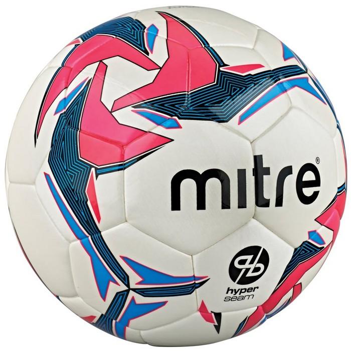 Мяч футзальный Mitre Pro Futsal Hyperseam р.4 BB1351WG7 мяч футзальный select futsal talento 11 852616 049 р 3