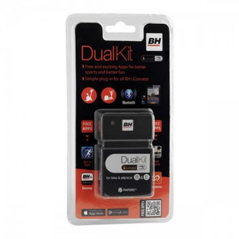 Купить Модуль для подключения тренажера к iOs и Android устройствам Bh Fitness Dual Kit DI20,