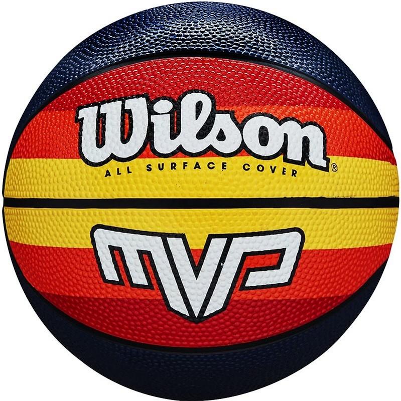 Купить Мяч баскетбольный Wilson MVP BSKT Retro WTB9016XB07, р.7,