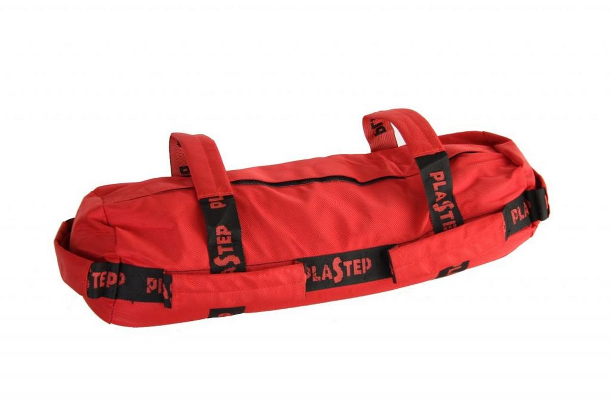 Мешок набивной с наполнителем до 17 кг Plastep SandBag 17x50 см, оксфорд от Дом Спорта