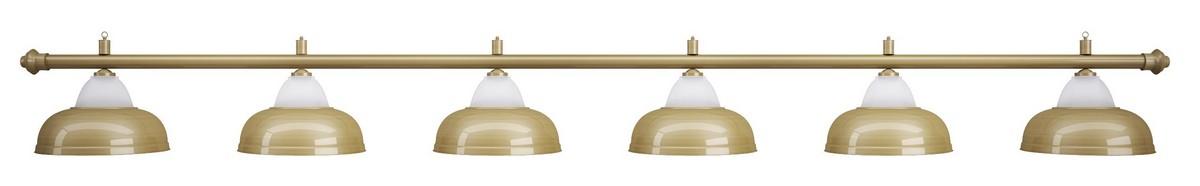 Лампа на шесть плафонов Crown D38 75.019.06.0
